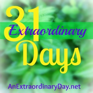 AnExtraordinaryDay.net | 31 Extraordinary Day | The Series | Nesting Place