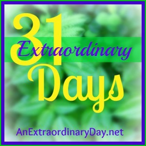 AnExtraordinaryDay.net | 31 Extraordinary Days | October 2012
