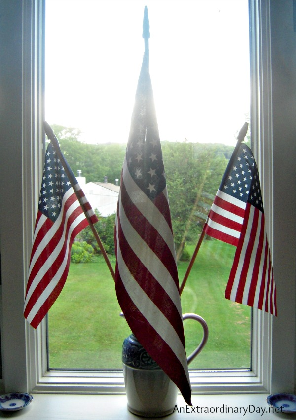 American Flags :: AnExtraordinaryDay.net