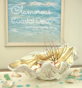 Clamorous Coastal Decor DIY