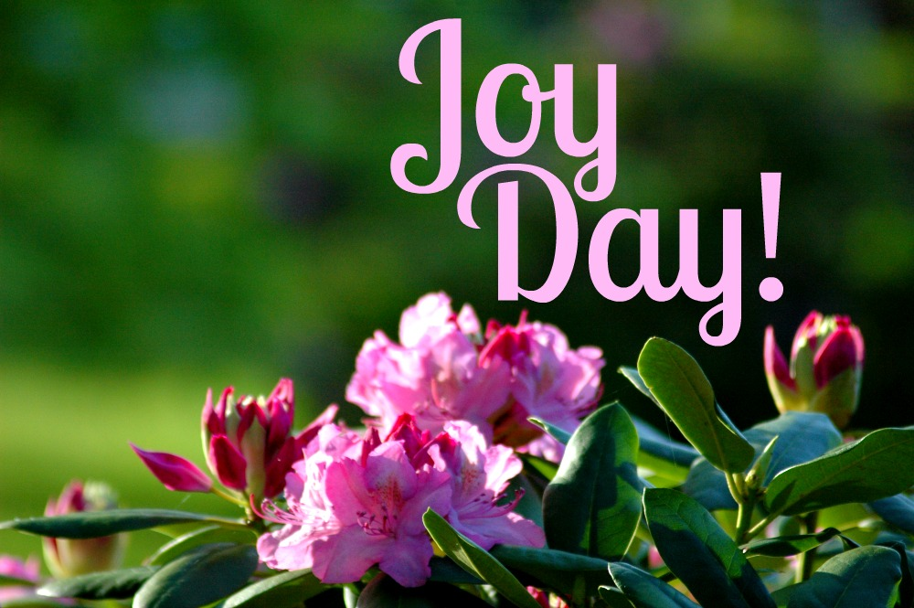 Easter - Joy Day! ::AnExtraordinaryDay.net