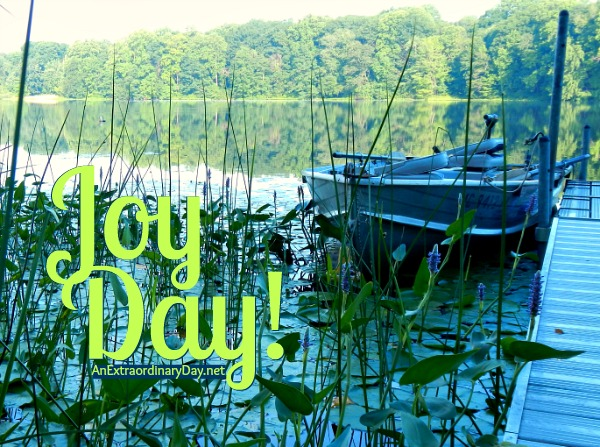 Joy Day!  An Anchor for my Soul - AnExtraordinaryDay.net