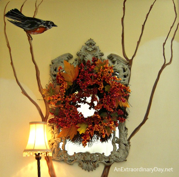 Home Tour Part 2 She S Got Birds And Trees On Her Walls