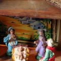 Create Christmas Memories with a Manger Scene.