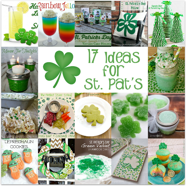 17 Magical St. Patrick's Day Ideas from Project Inspire{d}