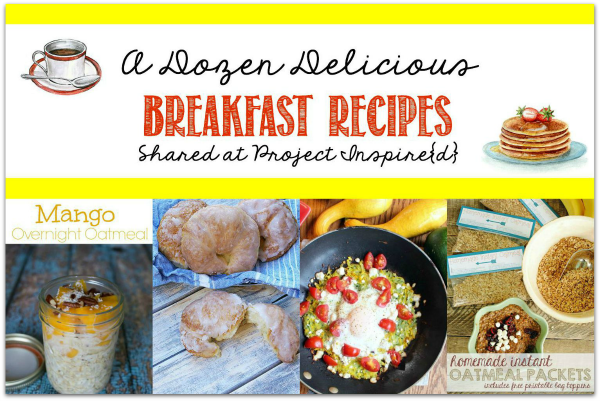 12 Delicious Breakfast Recipes to Make this Weekend