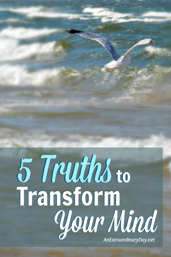 5 Truths to Transform Your Mind at AnExtraordinaryDay.net