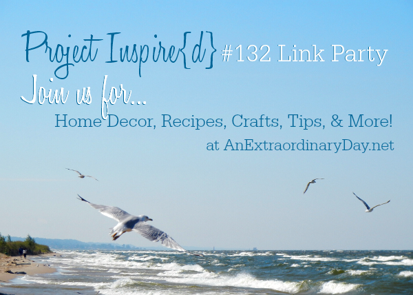 Project Inspire{d} Link Party #132