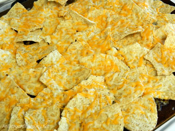 #Shop Cheesy Tortilla Chips and Southwest Chicken for an Easy to Make Supper