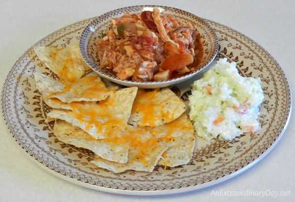 Easy to Make Southwest Chicken for Supper for Family Time #Shop #EffortlessMeals