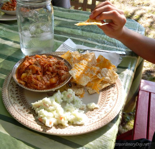 Family Dinner in a Flash Easy to Make Southwest Chicken for Supper #Shop