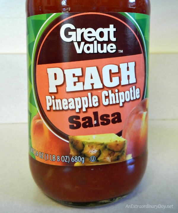 Salsa the key ingredient in our Southwest Chicken Easy to Make Supper #Shop