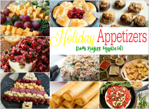 13 Tantalizing and Festive Holiday Party Appetizers - Project Inspire{d} features at AnExtraordinaryDay.net