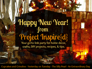 Project Inspire{d} Link Party #151