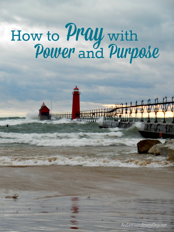 Learning how to pray with power and purpose is life-changing. Please join me for this final discovery of this series based on The Lord's Prayer.