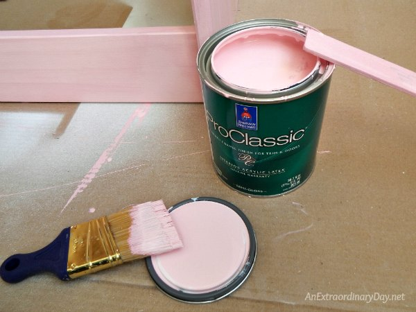 ProClassic Pink Paint for Rast Hack