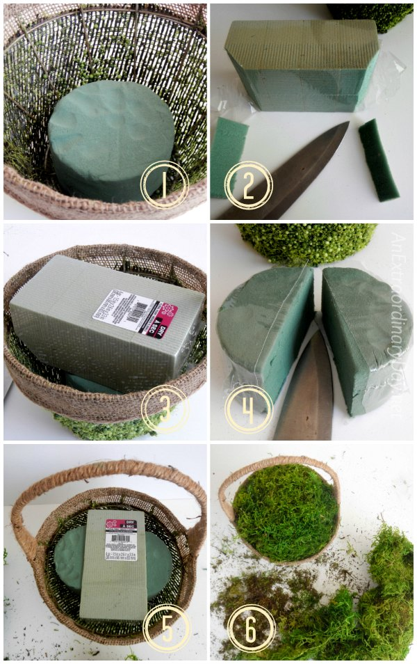 Tutorial to Make a St. Patrick's Day Basket