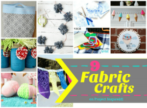 9 Fab Ideas to Get Your Craft on this Summer | Project Inspire{d} 178