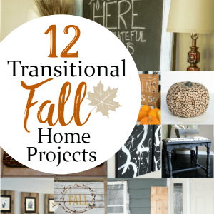 12 Ideas to Transition Your Home Decor for Fall
