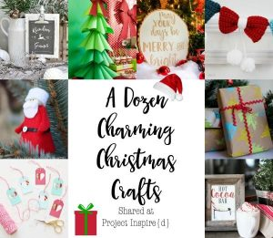 12 Crafts to Make Your Christmas Charming