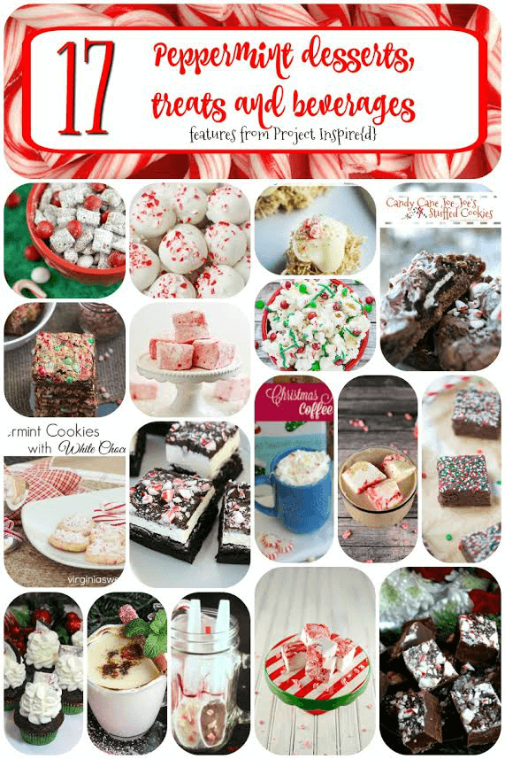 Need a Christmas food gift? 17 Yummy Peppermint Holiday Sweets and Treats to You'll Want to Make and Share