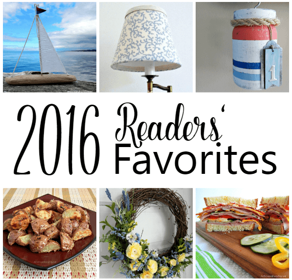 2016 Readers Top Post Favorites at AnExtraordinaryDay.net