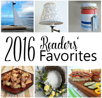 Readers Top Post Favorites for 2016 at AnExtraordinaryDay.net