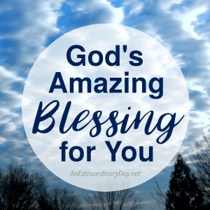 God's Amazing Blessing for You | JoyDay!