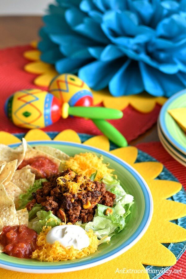 Celebrate Cinco de Mayo with this amazing taco meat recipe with a surprise ingredient