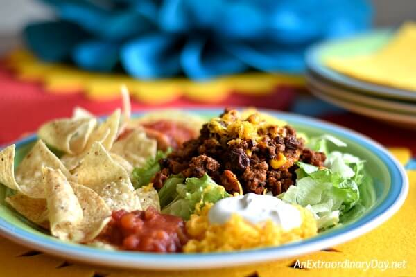 Make this 20 Minute Easy Beef Taco Meat Recipe tonight