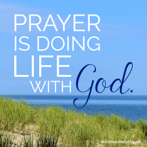 What it's Like to Never Stop Praying? | JoyDay!
