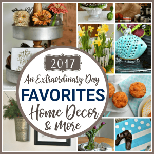 2017 An Extraordinary Day Reader Favorites for Home Decor and More